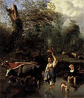 The Ford, 1670, siberechts