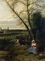 Shepherdess, c.1660, siberechts