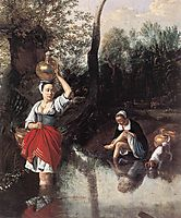 The Wager, 1665, siberechts