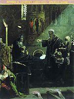 Burial of Alexander Nevsky, 1876, siemiradzki