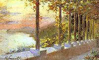 Italian Landscape, siemiradzki