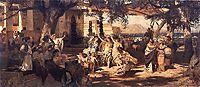 The Judgement of Paris, 1892, siemiradzki