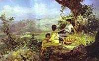 Rest, 1896, siemiradzki