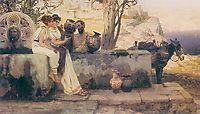 Seller vases, 1880, siemiradzki
