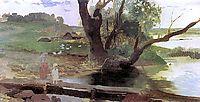 Svislach Landscape, 1873, siemiradzki