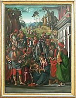 Adoration of the Magi, signorelli