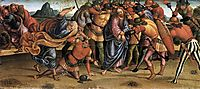 The Capture of Christ, 1502, signorelli