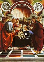 The Circumcision, c.1495, signorelli