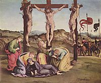 The Crucifixion, c.1507, signorelli