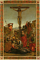 The Crucifixion, signorelli