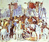 The Crucifixion, c.1500, signorelli