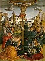 Crucifixion of St. Sepulchre, signorelli