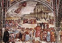 The Deeds of the Antichrist, 1502, signorelli