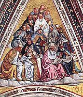 Doctors of the Church, 1502, signorelli