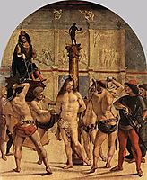 The Flagellation, c.1480, signorelli