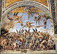 The Hell, 1502, signorelli