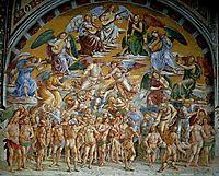 The Paradise, 1502, signorelli
