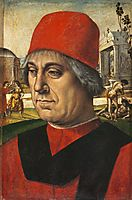 Portrait of an Elderly Man, c.1492, signorelli