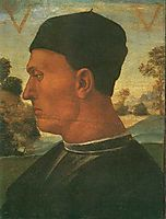 Portrait of Vitellozzo Vitelli, c.1496, signorelli
