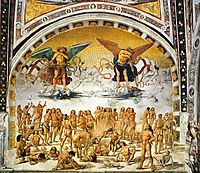 Resurrection of the Flesh, 1502, signorelli