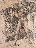 Study of Nudes, c.1500, signorelli