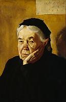 The Artist-s Aunt, 1898, simberg