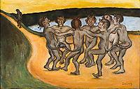 Round Dance, 1898, simberg