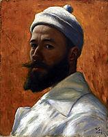 Self-Portrait, 1907, simberg