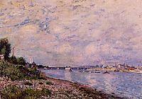 Bougival, 1878, sisley