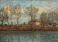 Grand Jatte, 1873, sisley