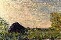 Haystack, 1877, sisley