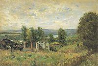 Landscape in Summer, sisley