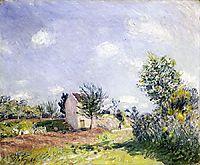 Springtime, 1889, sisley