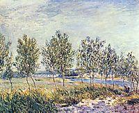 Wiese By, 1880, sisley