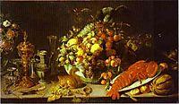 A Banquet Piece, c.1620, snyders