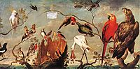 Concert of Birds, snyders