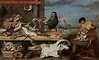 Fish market, snyders