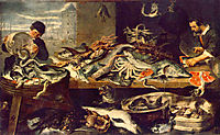 Fish Shop, 1621, snyders