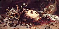 Head of Medusa, snyders