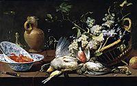 Still Life, 1613, snyders