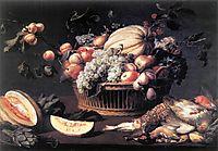 Still Life, 1616, snyders