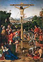The Crucifixion, 1503, solario