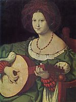 The Lute Player, solario
