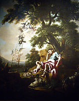 Dream of Jacob, solimena