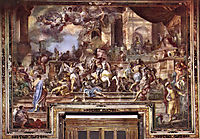 Expulsion of Heliodorus from the Temple, solimena