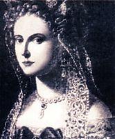 Portrait of Aurora Sanseverino, c.1690, solimena
