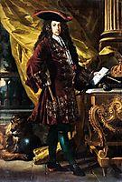 Portrait of Charles VI, Holy Roman Emperor (1685-1740), c.1707, solimena