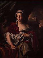 Portrait of a Woman, solimena