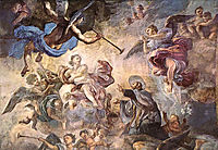 Saint Cajetan Appeasing Divine Anger, solimena