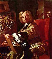 Self-Portrait, c.1715, solimena